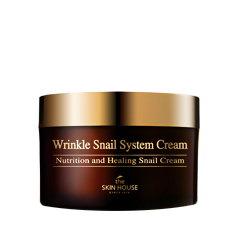 Крем The Skin House Wrinkle Snail System Cream (Объем 100 мл)