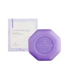 The Skin House Lavender Herb Soap (Объем 90 г)
