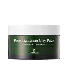 Маска The Skin House Pore Tightening Clay Pack (Объем 100 мл)