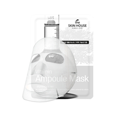 Тканевая маска The Skin House Vitamin Ampoule Mask (Объем 20 г)