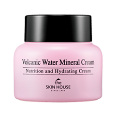 Крем The Skin House Volcanic Water Mineral Cream (Объем 50 мл) тональный крем the saem porcelain skin bb cream spf30 ра 02
