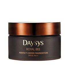 Тональная основа Enprani Daysys Royal Bee Perfect Cover Foundation SPF35 PA++ 21 (Цвет 21 Light Beige variant_hex_name F0D3B5)