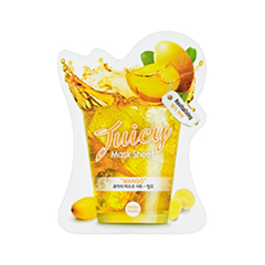 Тканевая маска Holika Holika Juicy Mask Sheet. Mango