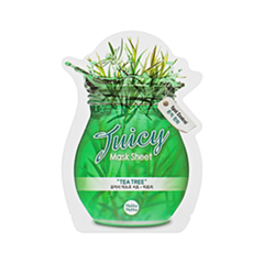 Тканевая маска Holika Holika Juicy Mask Sheet. Tea Tree