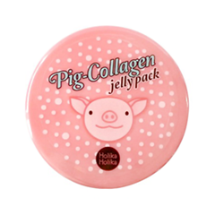 Ночная маска Holika Holika Pig-Collagen Jelly Pack (Объем 80 мл) ночная маска holika holika superfood capsule pack pore объем 10 мл