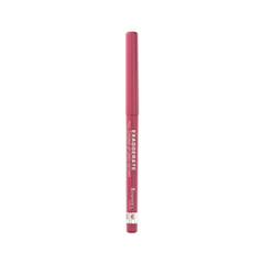 Карандаш для губ Rimmel Exaggerate Automatic Lip Liner 63 (Цвет 63 Eastend Snob variant_hex_name C63F5D) карандаш для губ rimmel exaggerate automatic lip liner 18 цвет 18 addiction variant hex name 845451