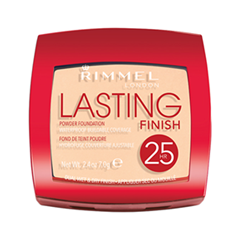 Пудра Rimmel Lasting Finish 25 Hour 001 (Цвет 001 Light Porcelain variant_hex_name FCD5B4)