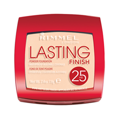 Пудра Rimmel Lasting Finish 25 Hour 002 (Цвет 002 Soft Beige variant_hex_name FCD7BC)