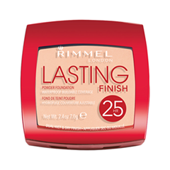 Пудра Rimmel Lasting Finish 25 Hour 003 (Цвет 003 Silky Beige variant_hex_name F7CAAD)