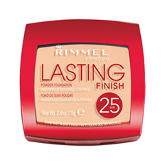 Пудра Rimmel Lasting Finish 25 Hour 004 (Цвет 004 Warm Honey variant_hex_name F7C9A5)