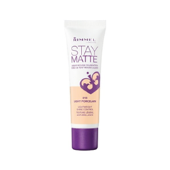 ��������� ������ Rimmel Stay Matte 010 (���� 010 Light Porcelain)