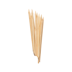 Инструменты для маникюра и педикюра Divage Деревянные маникюрные палочки