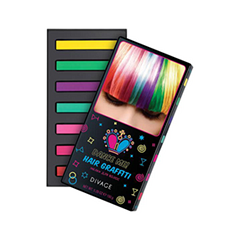 Мелки для волос Divage Набор цветных мелков для волос
