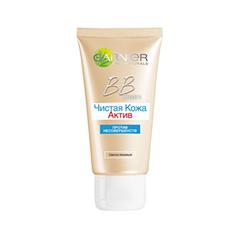 Garnier Чистая кожа Актив BB Cream 03 (Цвет 03 Натурально-бежевый variant_hex_name DAA874)