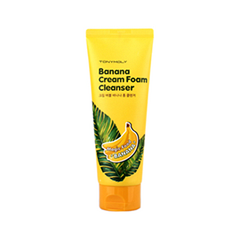 Пенка Tony Moly Magic Food Banana Cream Foam Cleanser (Объем 150 мл)