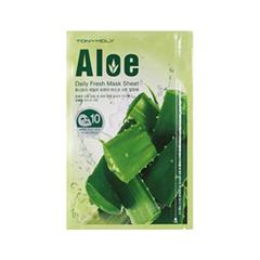 �������� ����� Tony Moly Daily Fresh Aloe Mask 10 ��. (����� 10 x 15 ��)
