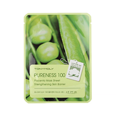 Тканевая маска Tony Moly Pureness 100 Placenta Mask Sheet (Объем 21 мл)