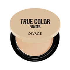 Пудра Divage True Color 02 (Цвет 02 variant_hex_name EAAC83) пудра компактная compact powder true color 02 divage
