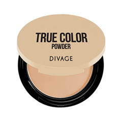 Пудра Divage True Color 03 (Цвет 03  variant_hex_name EFB488)