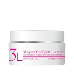 ���� Japan Gals 3 Layers Collagen Cream (����� 60 ��)