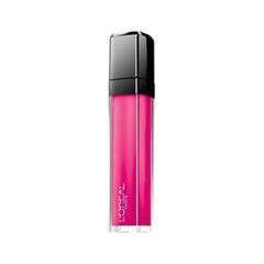 Блеск для губ LOreal Paris Infaillible Mega Gloss 104 (Цвет 104 Mafia Gloss  variant_hex_name E94781)