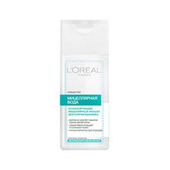 Мицеллярная вода L'Oreal Paris Мицеллярная вода для нормальной и смешанной кожи (Объем 200 мл) ducray увлажняющая мицеллярная вода для лица и глаз иктиан 200 мл