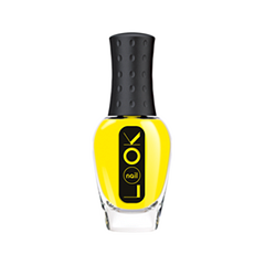 Лаки для ногтей с эффектами nailLOOK Croco Summer (Цвет Sunflower bouquet variant_hex_name FFEB00)