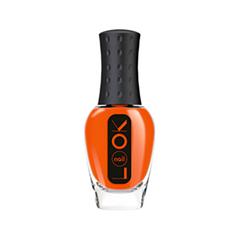 Лаки для ногтей с эффектами nailLOOK Croco Summer (Цвет  Sunday morning variant_hex_name F5895E)