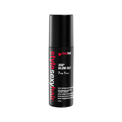 ����� ��� ������� Sexy Hair Blow Out � Heat Defense Blow Dry Spray (����� 125 ��)