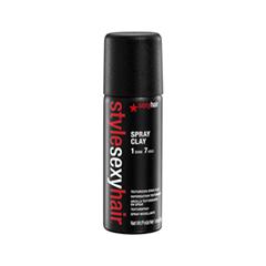Глина Sexy Hair Глина текстурирующая Spray Clay (Объем 50 мл)