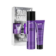 Подарки Sexy Hair Набор Starlet Smooth (Объем 100мл+150мл)