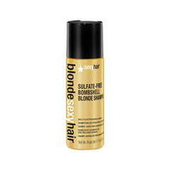������� Sexy Hair Sulfate-free Bombshell Blonde Shampoo (����� 50 ��)