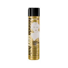 Шампунь Sexy Hair Sulfate-free Bombshell Blonde Shampoo (Объем 300 мл) sexy hair sulfate free bright blonde shampoo 50