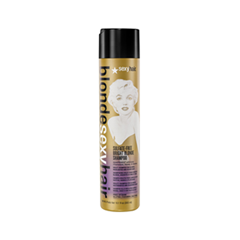 ������� Sexy Hair Sulfate-Free Bright Blonde Shampoo (����� 300 ��)