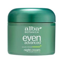 ������ ���� Alba Botanica Even Advanced. Sea Plus Renewal Night Cream (����� 60 ��)