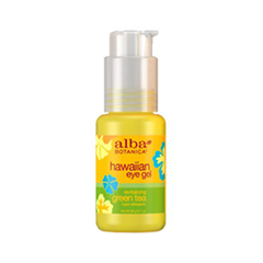 ���� ��� ���� Alba Botanica Hawaiian Eye Gel. Revitalizing Green Tea (����� 30 ��)