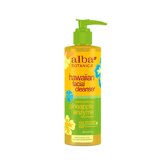 Снятие макияжа Alba Botanica Hawaiian Facial Cleanser. Pore Purifying Pineapple Enzyme (Объем 237 мл) source naturals bromelain pineapple enzyme 600 gdu gram 500 mg 60 tablets