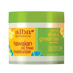 Крем Alba Botanica Hawaiian Oil-Free Moisturizer. Refining Aloe  Green Tea (Объем 85 г)