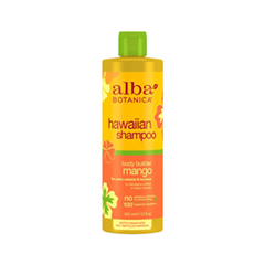 Шампунь Alba Botanica Hawaiian Shampoo. Body Builder Mango (Объем 350 мл) gymnastic rings crossfit gym for upper body strength fitness and bodyweight excercising