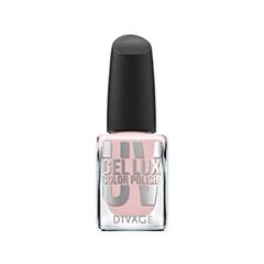 Лак для ногтей Divage Uv Gel Lux 02 (Цвет 02 variant_hex_name ECD0CF) divage nail polish uv gel lux гель лак для ногтей тон 10 12 мл