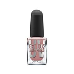 Лак для ногтей Divage Uv Gel Lux 04 (Цвет 04 variant_hex_name C59D9D) divage nail polish uv gel lux гель лак для ногтей тон 10 12 мл