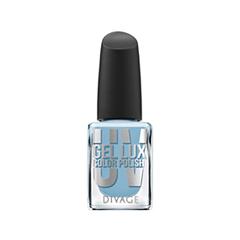 Лак для ногтей Divage Uv Gel Lux 10 (Цвет 10 variant_hex_name A4C5D8) divage nail polish uv gel lux гель лак для ногтей тон 10 12 мл