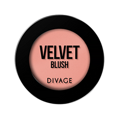 Румяна Divage Velvet 01 (Цвет № 8701 variant_hex_name EA9487)