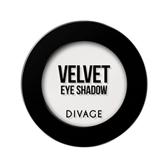 Тени для век Divage Velvet 03 (Цвет 7303 variant_hex_name EDE9E8)
