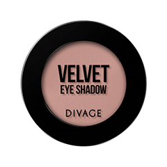 Тени для век Divage Velvet 07 (Цвет 7307 variant_hex_name BE8D86) divage velvet тени для век 7309