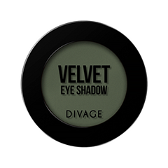 Тени для век Divage Velvet 11 (Цвет 7311 variant_hex_name 5C6550)