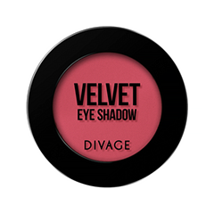 Тени для век Divage Velvet 15 (Цвет 7315 variant_hex_name C3485A)