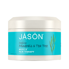 ����������� ���� J?s?n ���� �������������� Cooling Minerals & Tea Tree Muscle Pain Therapy (����� 227 �)