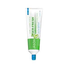 Зубная паста Jason Sea Fresh Anti Cavity Fluoride Toothgel (Объем 170 г)