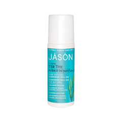 Дезодорант Jason Purifying Tea Tree Deodorant Roll-on (Объем 85 г)